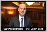 (SEDDK) Başkanlığı'na Bireysel Emeklilik Sistemi (BES) kökenli Türker Gürsoy atandı