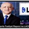Anadolu Sigorta Faaliyet Raporu'na LACP'den 3 ödül