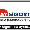 Ray Sigorta'da ayrılık…