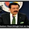 TOBB Başkanı Hisarcıklıoğlu'nun acı kaybı…