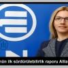 Sigorta sektörünün ilk sürdürülebilirlik raporu Allianz Türkiye'den