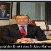 Anadolu Sigorta'dan Emekli olan Sn.Macit Bal vefat etmiştir.