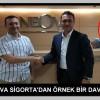 TÜSAF Türkiye Sigorta Acenteleri Federasyonu Neova Sigorta Ziyareti