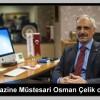 Yeni Hazine Müsteşarı Osman Çelik oldu