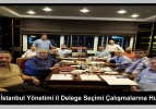 PASAD İstanbul Yönetimi İl Delege Seçimi Çalışmalarına Hız Verdi