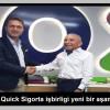 TÜSAF Heyeti Quick Sigorta işbirliği yeni bir aşamaya geçiyor…