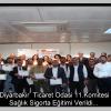 RAY Sigorta ve Diyarbakır Ticaret Odasi 11.Komitesi işbirligi ile Özel Sağlık Sigorta Eğitimi Verildi…