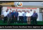 SAİS – ( Sigorta Acenteleri İşveren Sendikası) Görev dağılımını tamamladı )