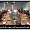 TÜSAF Türkiye Sigorta Acenteleri Federasyonu'nun İstanbul Ziyaretlerimiz Basın Bildirisi