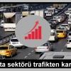 Sigorta sektörü trafikten kar yazdı…