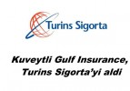 Kuveytli Gulf Insurance, Turins Sigorta'yı aldı